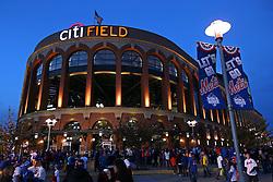 Citi Field in New York, 2015