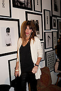 LOU DOILLON, Browns Club Monaco launch. hosted by Lou Doillon, at the Schools of the Royal Academy of Art. Piccadilly, London. 19 February 2010.  .-DO NOT ARCHIVE-© Copyright Photograph by Dafydd Jones. 248 Clapham Rd. London SW9 0PZ. Tel 0207 820 0771. www.dafjones.com.