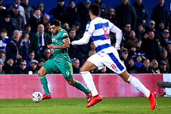 Troy Deeney of Watford runs with the ball - Mandatory by-line: Robbie Stephenson/JMP - 15/02/2019 - FOOTBALL - Loftus Road - London, England - Queens Park Rangers v Watford - Emirates FA Cup fifth round proper
