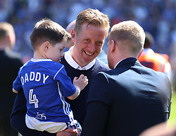 Birmingham City manager Garry Monk after the Sky Bet Championship match at St Andrew's, Birmingham.