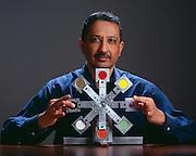 Dr. Mandayam Srinivasan, founder of the MIT Touch Lab.