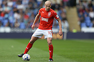 Aaron Mooy of Huddersfield Town in action. EFL Skybet  championship match, Reading  v Huddersfield Town at The Madejski Stadium in Reading, Berkshire on Saturday 24th September 2016.<br /> pic by John Patrick Fletcher, Andrew Orchard sports photography.
