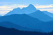 Cascade Mountains, E.C. Manning Provincial Park, British Columbia, Canada