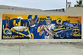 NFL-Los Angeles Rams Mural-Sep 29, 2020