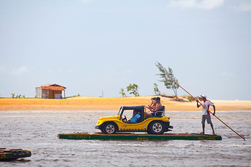 Natal_RN, Brasil.<br /> <br /> Parque Turistico Ecologico Dunas de Genipabu em Natal, Rio Grande do Norte.<br /> <br /> The Dunes Ecological Tourist Park Genipabu (or Jenipabu) in Natal, Rio Grande do Norte.<br /> <br /> Foto: RODRIGO LIMA / NITRO