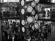 M&M's World Leicester sq. . October 21 2017