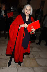 ELENA BONHAM-CARTER mother of actress Helena Bonham-Carte at Carols from Chelsea in aid of the Institute of Cancer Research at the Royal Hospital Chapel, Chelsea, London on 1st December 2005.<br /><br />NON EXCLUSIVE - WORLD RIGHTS