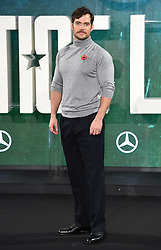 Henry Cavill attending the Justice League Photocall at The College, London. Picture credit should read: Doug Peters/Empics Entertainment