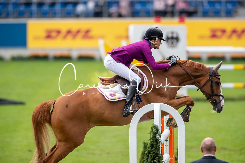 Diniz Luciana, POR, Fit For Fun 13<br /> CHIO Aachen 2019<br /> Weltfest des Pferdesports<br /> © Hippo Foto - Stefan Lafrentz<br /> Diniz Luciana, POR, Fit For Fun 13