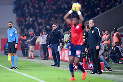 March 15, 2019 - Lille, France - CHRISTOPHE GALTIER  (Credit Image: © Panoramic via ZUMA Press)