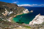 Potato Harbor, Santa Cruz Island, Channel Islands National Park, California