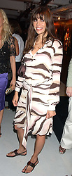 Model LISA BARBUSCIA at a party hosted by Jo Malone - Pomegranate Noir, held at The Vinyl Factory, 45 Foubert's Place, London W1 on 15th September 2005.<br /><br />NON EXCLUSIVE - WORLD RIGHTS