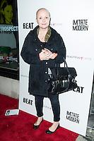Gail Porter, Russell Marshall: 40 - private view, Imitate Modern, LONDON, 16 January 2014, Photo by Raimondas Kazenas