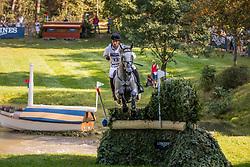 Wahler Christoph, GER, Carjatan S<br /> European Championship Eventing<br /> Luhmuhlen 2019<br /> © Hippo Foto - Dirk Caremans