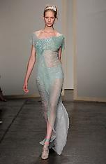 Donna Karan show at New York Fashion Week S/S 2013