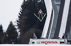 01.01.2013, Olympiaschanze, Garmisch Partenkirchen, GER, FIS Ski Sprung Weltcup, 61. Vierschanzentournee, Bewerb, im Bild Gregor Schlierenzauer (AUT) // Gregor Schlierenzauer of Austria during Competition of 61th Four Hills Tournament of FIS Ski Jumping World Cup at the Olympiaschanze, Garmisch Partenkirchen, Germany on 2013/01/01. EXPA Pictures © 2012, PhotoCredit: EXPA/ Juergen Feichter