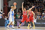 DESCRIZIONE : Beko Legabasket Serie A 2015- 2016 Dinamo Banco di Sardegna Sassari - Olimpia EA7 Emporio Armani Milano<br /> GIOCATORE : Bruno Cerella<br /> CATEGORIA : Difesa Controcampo<br /> SQUADRA : Olimpia EA7 Emporio Armani Milano<br /> EVENTO : Beko Legabasket Serie A 2015-2016<br /> GARA : Dinamo Banco di Sardegna Sassari - Olimpia EA7 Emporio Armani Milano<br /> DATA : 04/05/2016<br /> SPORT : Pallacanestro <br /> AUTORE : Agenzia Ciamillo-Castoria/C.AtzoriCastoria/C.Atzori