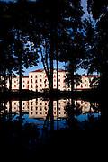 Pocos de Caldas_MG, 18 de Marco de 2010...BDI...IMAGENS DE POCOS DE CALDAS. ..Na foto, Palace Hotel...Foto: MARCUS DESIMONI / NITRO