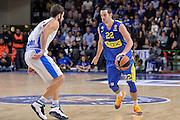 DESCRIZIONE : Eurolega Euroleague 2015/16 Group D Dinamo Banco di Sardegna Sassari - Maccabi Fox Tel Aviv<br /> GIOCATORE : Taylor Rochestie<br /> CATEGORIA : Palleggio Penetrazione<br /> SQUADRA : Maccabi Fox Tel Aviv<br /> EVENTO : Eurolega Euroleague 2015/2016<br /> GARA : Dinamo Banco di Sardegna Sassari - Maccabi Fox Tel Aviv<br /> DATA : 03/12/2015<br /> SPORT : Pallacanestro <br /> AUTORE : Agenzia Ciamillo-Castoria/L.Canu