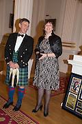 CHARLES GRAHAM-CAMPBELL; JULIE FORSTER, The National Trust for Scotland Mansion House Dinner. Mansion House, London. 16 October 2013