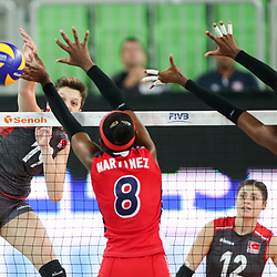 20170916: SLO, Volleyball - U23 World Championship, Turkey vs Dominican Republic