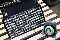 Electronic speech aid; an alternative form of communication,