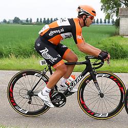25-06-2016: Wielrennen: NK weg Profs: Ouddorp<br />OUDDORP (NED) wielrennen  <br />Barry Markus