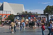 USA, Los Angeles California, Universal Studios studio tour