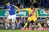 Everton v Crystal Palace 300916