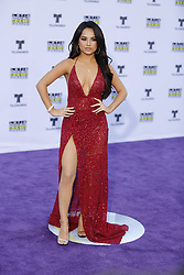 HOLLYWOOD, CA - OCTOBER 26: Becky G attends the Telemundo's Latin American Music Awards 2017 held at Dolby Theatre on October 26, 2017. Byline, credit, TV usage, web usage or linkback must read SILVEXPHOTO.COM. Failure to byline correctly will incur double the agreed fee. Tel: +1 714 504 6870.