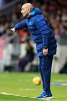 Deportivo Alaves' coach Abelardo Fernandez during La Liga match. December 16,2017. (ALTERPHOTOS/Acero)