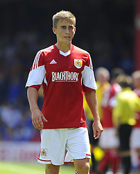 Bristol City's Joe Bryan - Photo mandatory by-line: Joe Meredith/JMP - Tel: Mobile: 07966 386802 13/07/2013 - SPORT - FOOTBALL - Bristol -  Bristol City v Glasgow Rangers - Pre Season Friendly - Bristol - Ashton Gate Stadium