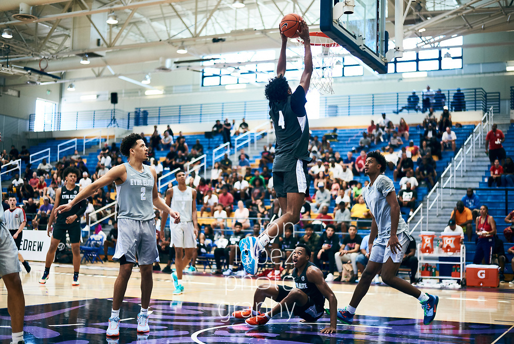 THOUSAND OAKS, CA Saturday, August 10, 2019 - Nike Basketball Academy at Mamba Sports Academy in Thousand Oaks, California. <br /> NOTE TO USER: Mandatory Copyright Notice: Photo by Eric Delgado / Jon Lopez Creative / Nike