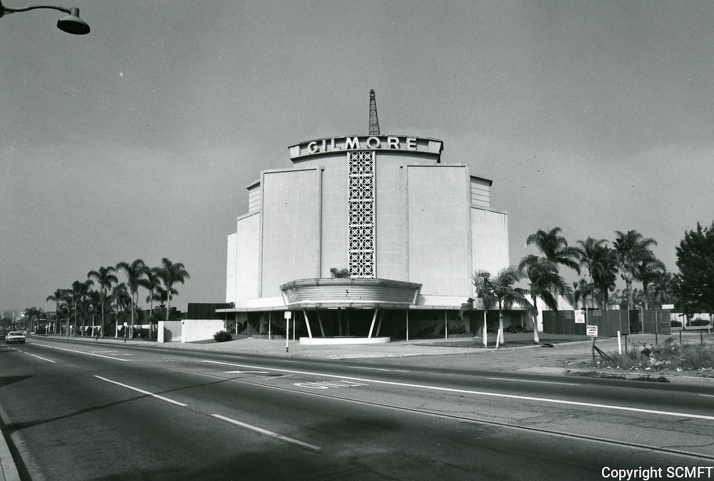 1979 Gilmore Drive In Theater on Third St.
