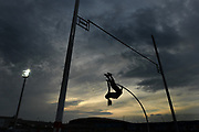 Pole Vault Illustration during the Jeux Mediterraneens 2018, in Tarragona, Spain, Day 7, on June 28, 2018 - Photo Stephane Kempinaire / KMSP / ProSportsImages / DPPI