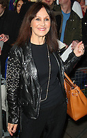 LONDON - MAY 14: Arlene Phillips at the We Will Rock You 10th Anniversary Gala