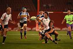 Jacque Nel during the Currie Cup Premier division match between the The Lions and the Western Province held at the Emirates Airline Park (Ellis Park), Johannesburg, South Africa on the 9th September 2016<br /> <br /> Photo by:   Real Time Images