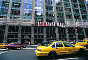 Image of Manhattan Mall at 33rd Street and Avenue of the Americas, New York City, New York by Andrea Wells