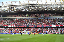 August 11, 2017 - Nice, France - Debut de Match stade Allianz Riviera (Credit Image: © Panoramic via ZUMA Press)