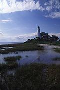 St. Marks Lighthouse, San Marco de Apalache St. Park, Florida<br />