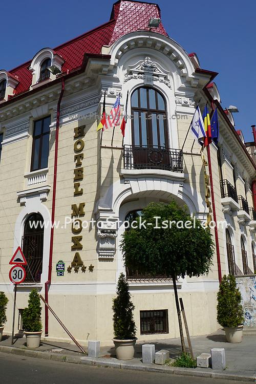 Hotel Moxa in Bucharest, Romania