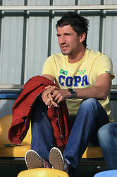 Dalibor Stevanovic   at 32th Round of Slovenian First League football match between NK Domzale and NK Hit Gorica in Sports park Domzale, on May 6, 2009, in Domzale, Slovenia. Gorica won 2:0. (Photo by Vid Ponikvar / Sportida)