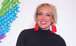 September 22, 2018 - Bethanie Mattek-Sands of the United States on the red carpet at the 2018 Dongfeng Motor Wuhan Open WTA Premier 5 tennis tournament players party (Credit Image: © AFP7 via ZUMA Wire)