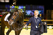 Daniel Bachmann Andersen - Blue Hors Zack<br /> The Dutch Masters - Indoor Brabant 2019<br /> © DigiShots