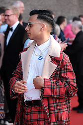 Edinburgh International Film Festival 2019<br /> <br /> Boyz In The Wood (European Premiere)<br /> <br /> Stars and guests arrive on the red carpet<br /> <br /> Pictured: Viraj Juneja<br /> <br /> Alex Todd   Edinburgh Elite media
