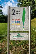 18-09-2015: Golf & Spa Resort Konopiste in Benesov, Tsjechië.<br /> Foto: Holebord