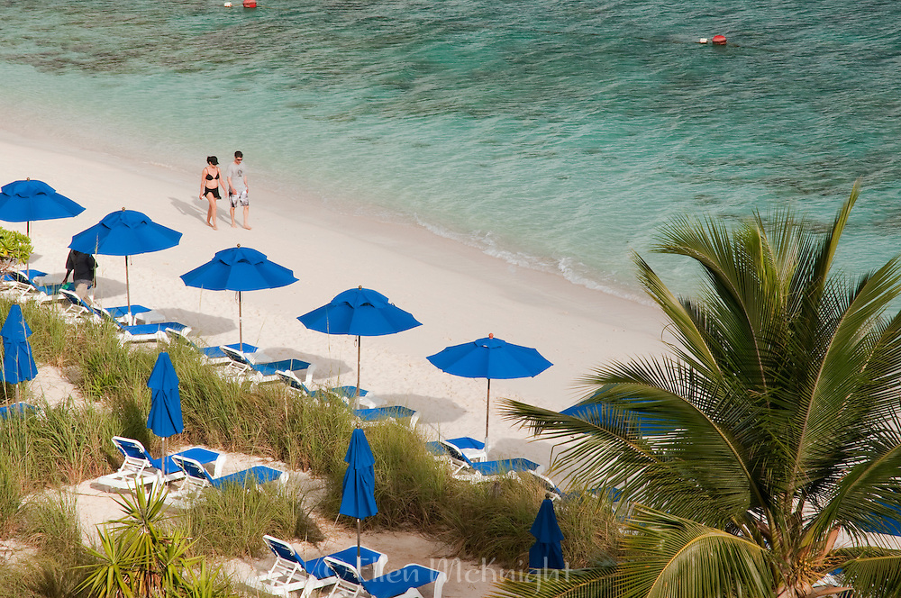 Grace Bay in Providenciales, Turks and Caicos