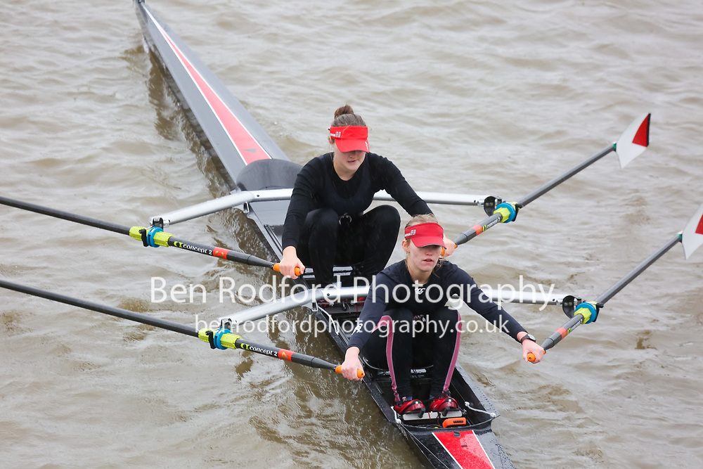 Crew: 305  LEH-RADFORD  Lady Eleanor Holles Boat Club  W J18 2x Championship<br /> <br /> Pairs Head 2018<br /> <br /> To purchase this photo, or to see pricing information for Prints and Downloads, click the blue 'Add to Cart' button at the top-right of the page.