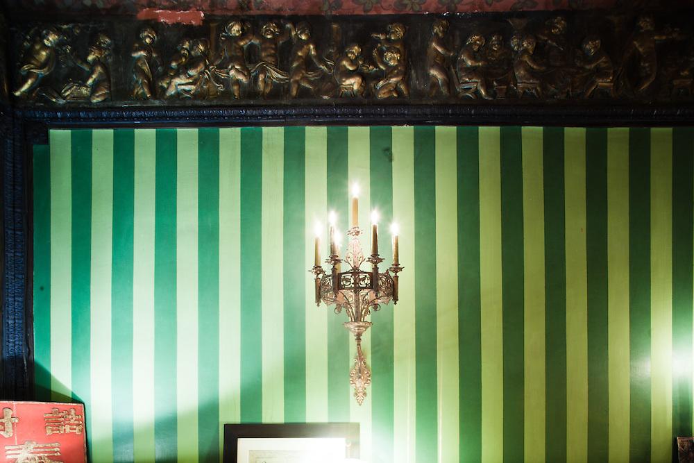 """12 MAY 2010 - Milano - La """"Casa dei Demoni"""", di Oliviero Leti, club privato :-: Milan, Italy - Oliviero Leti's """"Demons' House"""", private club"""