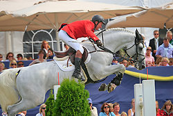 Lansink Jos (BEL) - Cavalor Cumano<br /> Longines Falsterbo Grand Prix<br /> Falsterbo Horse Show 2009<br /> © Hippo Foto - Leanjo de Koster